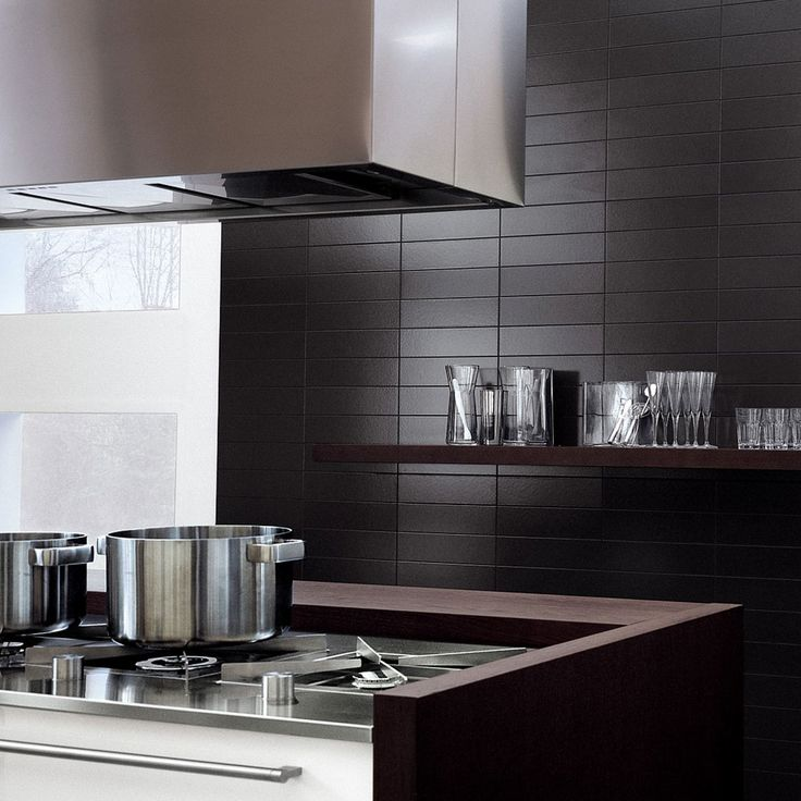17 Best images about Keuken on Pinterest   Stove, Black tiles and Aga