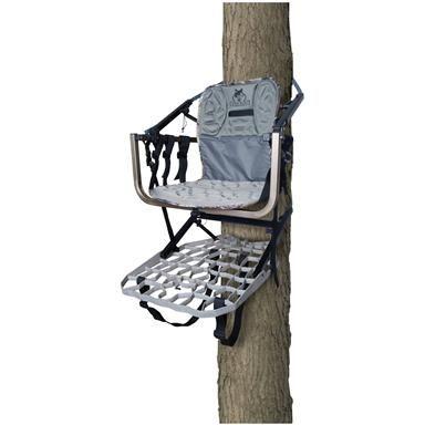 Lone Wolf(R) Sit  Climb Combo II Climbing Tree Stand, Regular