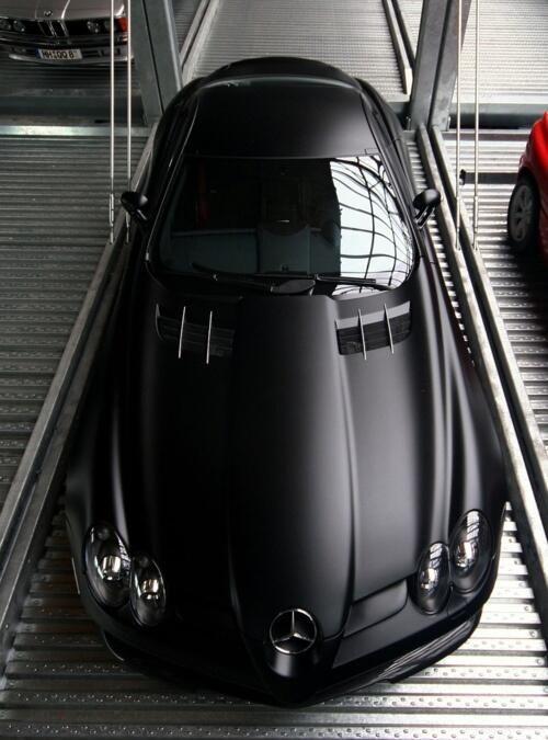 Mercedes Benz slr 722.
