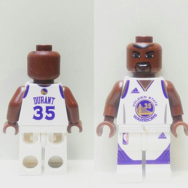 DURANT Lego Custom Minifigure
