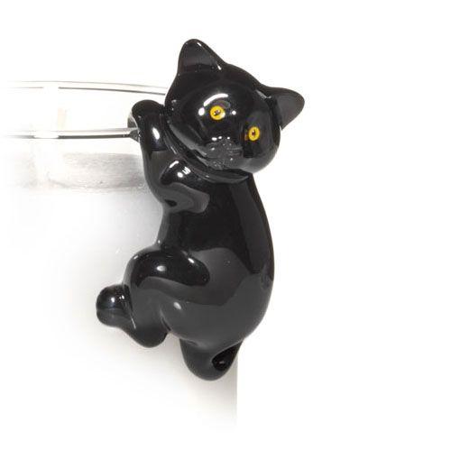 Black Cat Jar Clinger