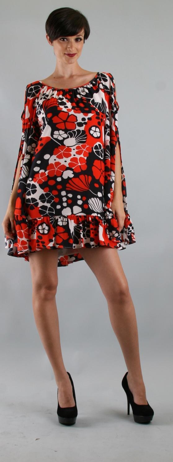 Betty Smock Dress