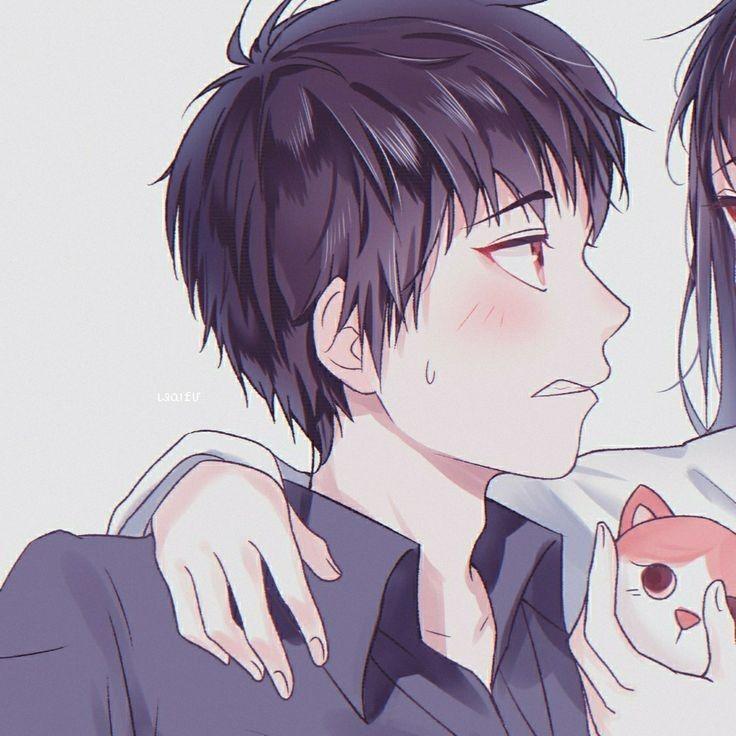 C O U P L E Gambar Anime Gambar Karakter Gambar
