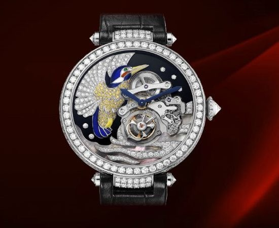 Bird Watch/ Tourbillon: Birds Watches, Watches Collection, Cartier Watches, Pocket Watches, Watches Collector, Tourbillon, Animal Watches