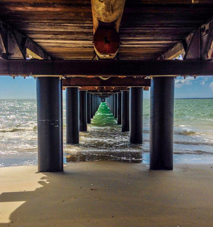 Hervey Bay pier, QLD