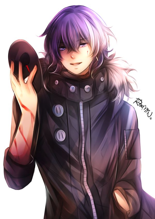 """We need to have a mask we NEVER take off."" Ayato - Tokyo Ghoul"