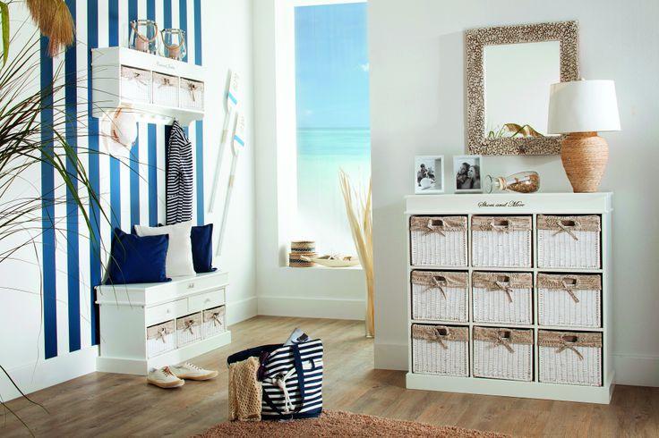 Stilul marin este fresh, relaxant si te face sa te simti ca in vacanta. #kikaromania #decoratiuni #stilulmarin #accesorii