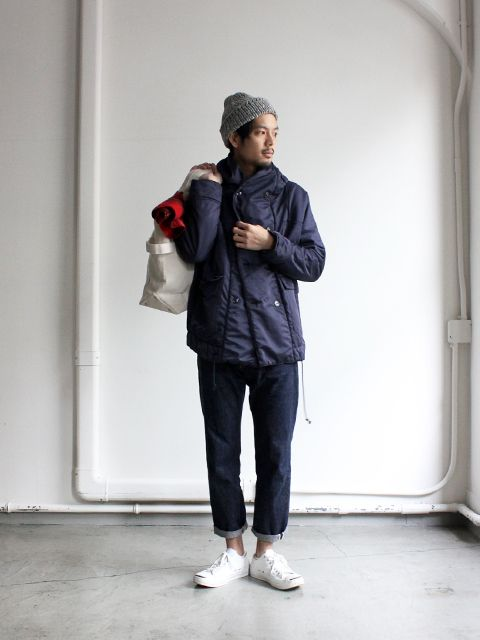 ordinary fits DOUBLE PARKA -ナイモノねだり- : Strato