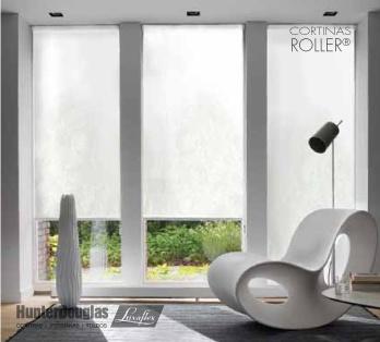 Cortinas Roller HunterDouglas Luxaflex®