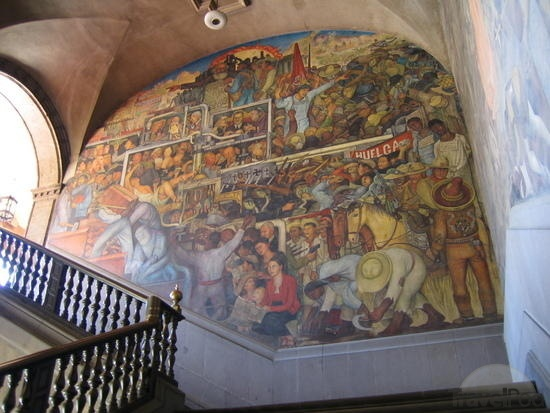 17 best images about diego rivera on pinterest murals for Diego rivera mural paintings