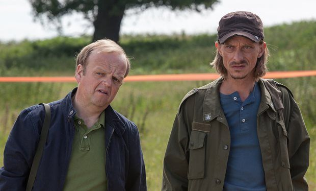 Mackenzie Crook comedy Detectorists is returning for third and final series