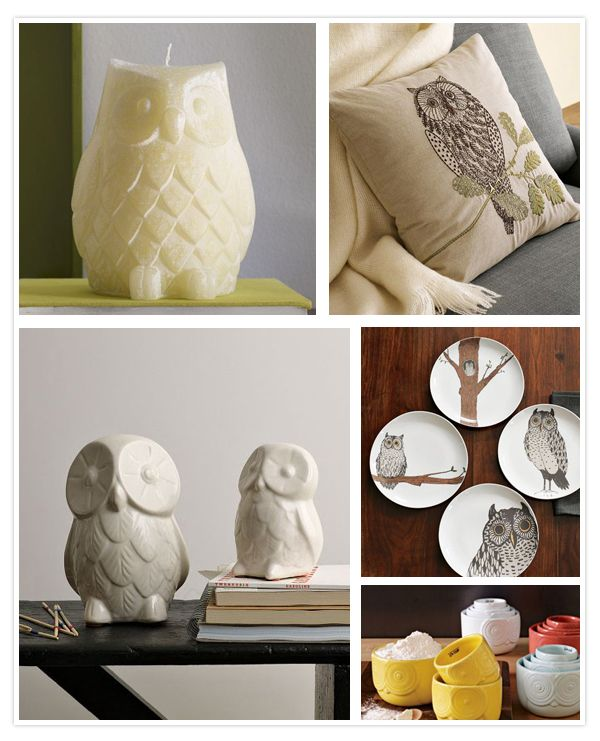 Like These Owls Alot!