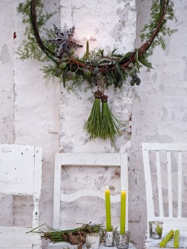 great wreath.. easy but stunning!