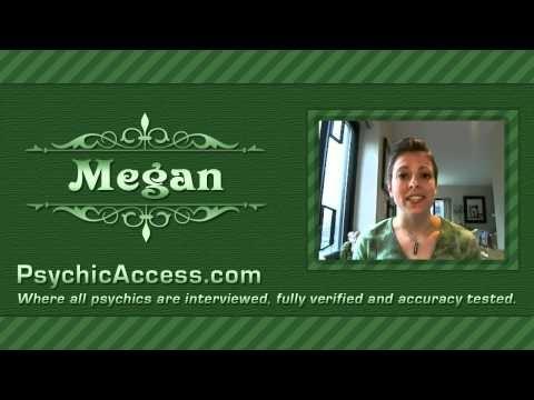 Megan at PsychicAccess.com