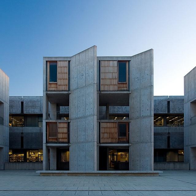 Salk Institute, La Jolla, California