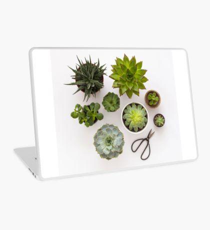 Succulents Laptop Skin