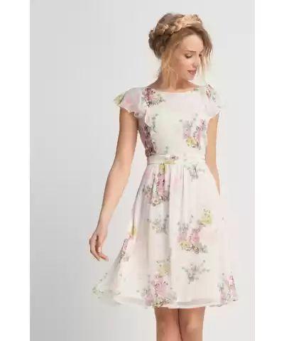 Orsay Kvetinové šaty s rozšírenou sukňou