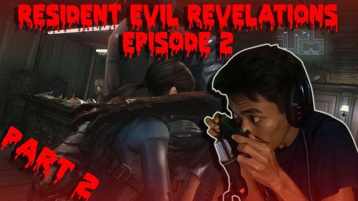 """Resident Evil Revelations - Episode 2 (2) Sibhangke ada di mana"""" :3"""