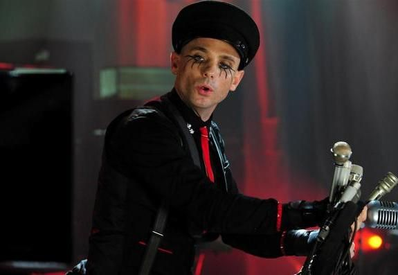 Kahn Morbee of The Parlotones