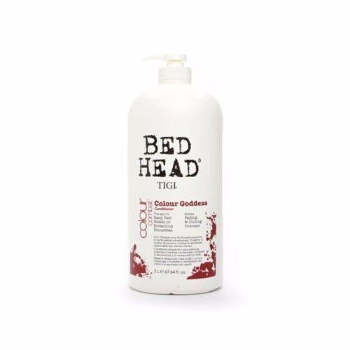 TIGI Bed Head Colour Combat Colour Goddess Conditioner 67.64 oz FAST FREE SHIPP #TIGI