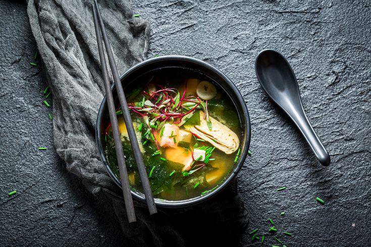 Zuppa di miso in pantofole, ovvero la versione casalinga