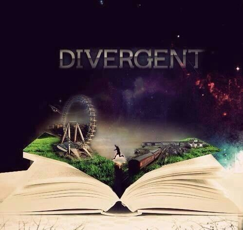 The Divergent book and the movie are soo perfect!!
