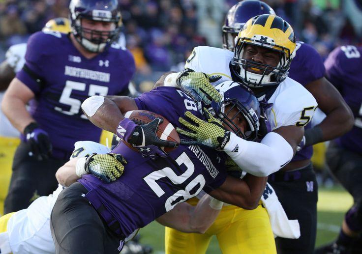 Watch #8 Wisconsin vs Northwestern College Football Week 10 Live Stream