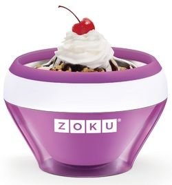 Zoku Ice Cream Maker in Purple $36.99 - from Well.ca