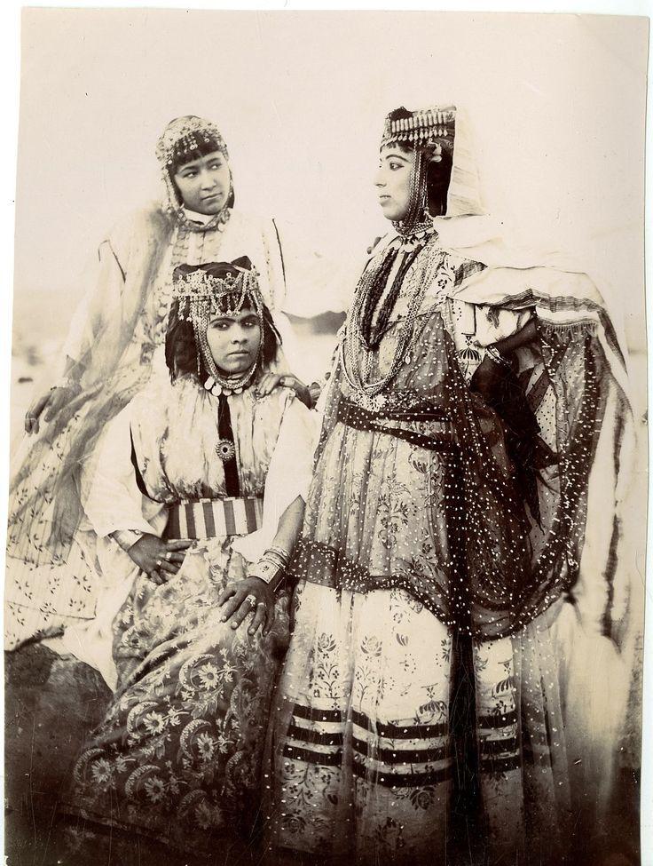 Algérie, Femmes arabes     #Afrique_Africa #Algérie