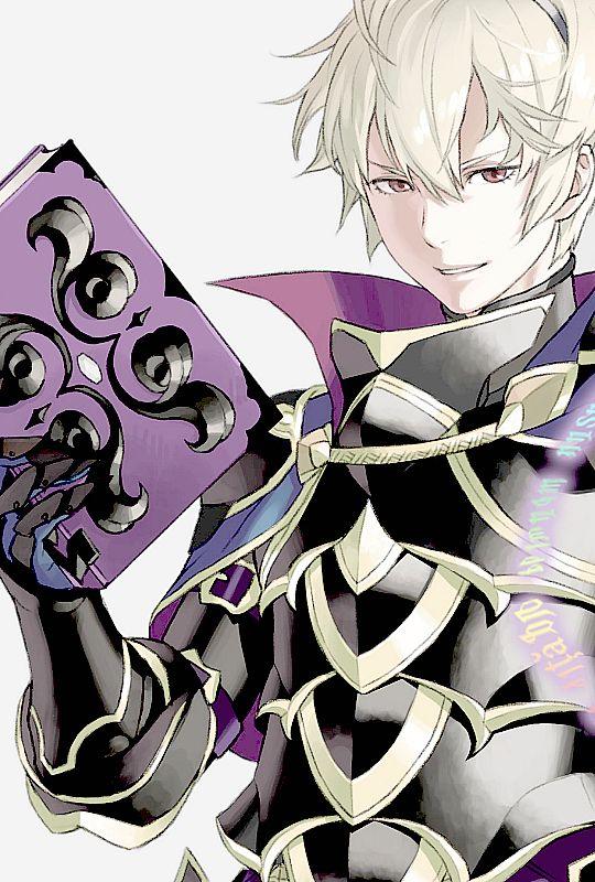 Leo/Leon - Fire Emblem Fates