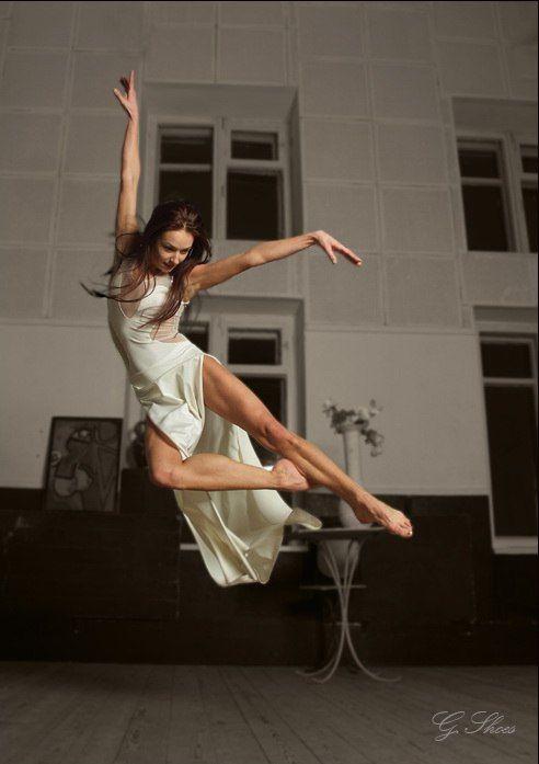 Современный балет (13 фото)