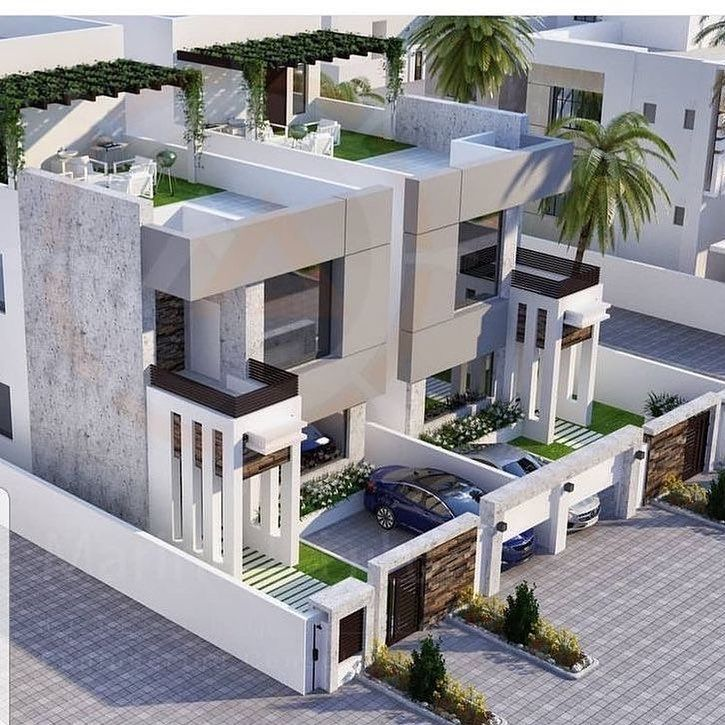 999 Best Exterior Design Ideas Exterior Homedecor Row House Design Duplex House Design Bungalow House Design