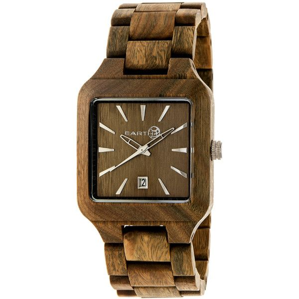 Earth Wood Watches Groupon   Wooden Thing