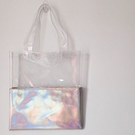 17 Best Images About Clear Vinyl Bags And Pouches On
