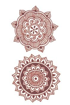 14 Best Images About Henna Circle On Pinterest  Henna
