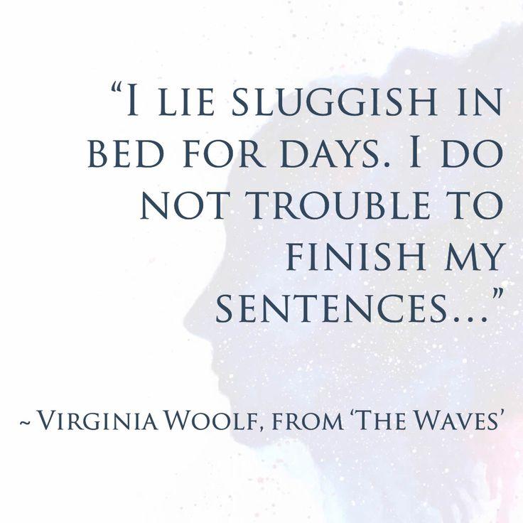 Virginia Woolf | Created 10.12.16/vmb