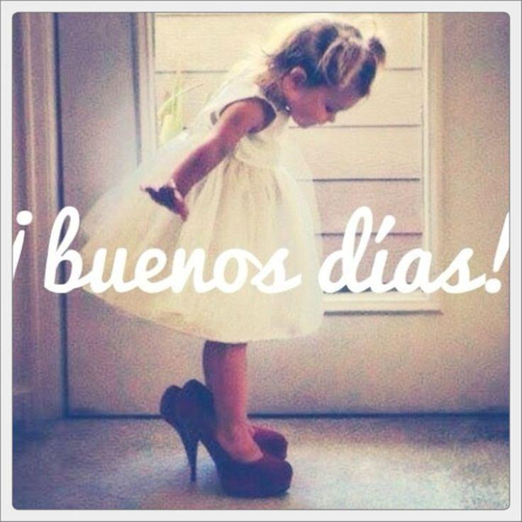 Buenos días Princesas!! Desde tutemimas.com os deseamos un #FelizViernes y mejor fin de semana! Enjoy it!!