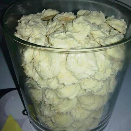 """""""eksekusi ke- 2, jatuh pada resep kue kering. resep dasarnya adalah kue kering sagu keju. ala NCC"""" --Evi Khalisa. Lihat selengkapnya di http://dapurmasak.com/resep/7922-resep-matcha-sagu-keju"""