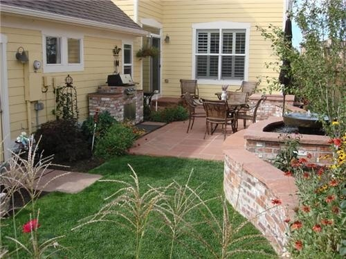 Small Backyards 151 best small backyard images on pinterest   home, terraces and
