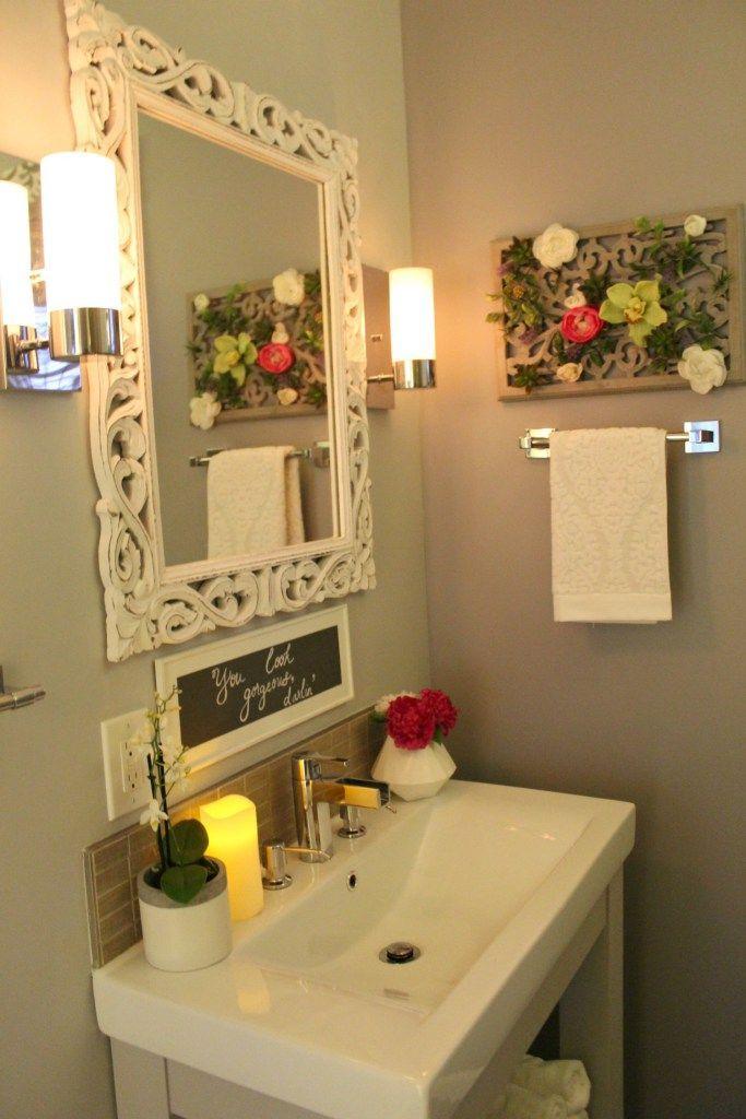 53 Stunning Spring Bathroom Ideas Spring Bathroom Ideas Ffdceafcfbdeb Spring Bathroom Bathroom Decor Pictures Bathroom Decor Themes Master Bathroom Renovation