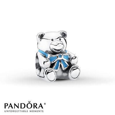 Pandora Charm Its a Boy Sterling Silver