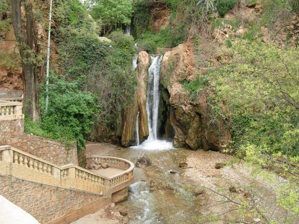 Cascade de Sefrou