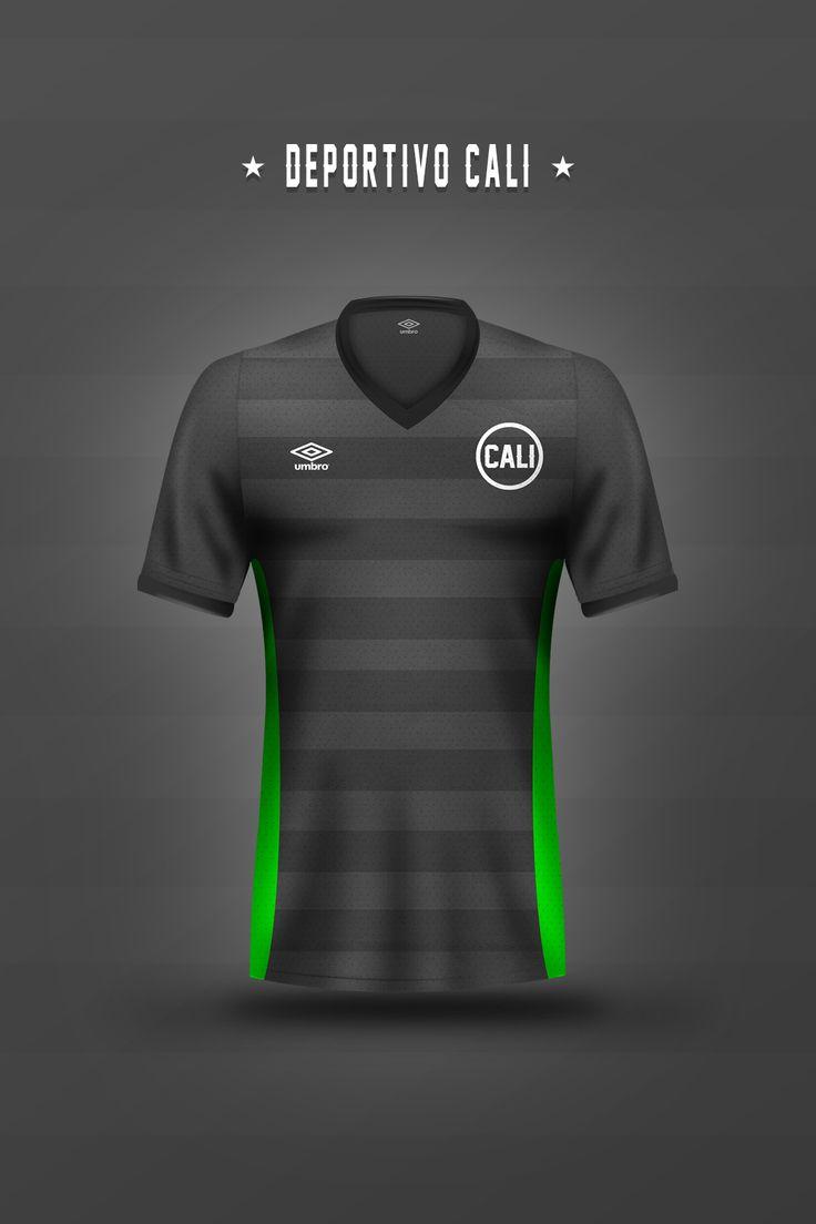 Deportivo Cali - Edición Retro Negra