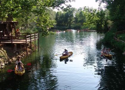 Actividad de aventura»Paseo en canoa en Colmenar de Oreja