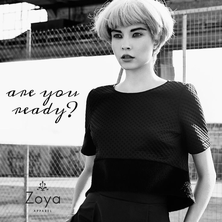 New collection is about to get released..are you ready? #zoya #apparel #new #collection #fallwinter2015