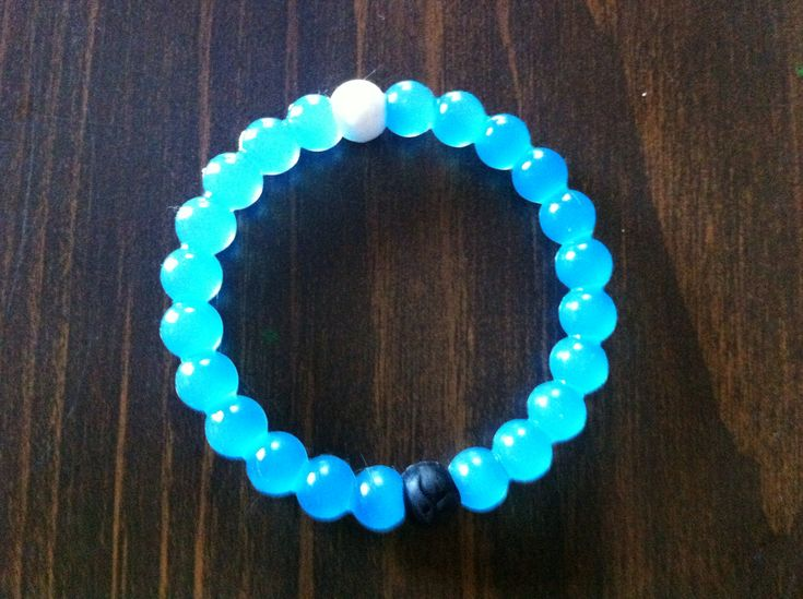 Just got a blue lokai bracelet. Absolutely love it!