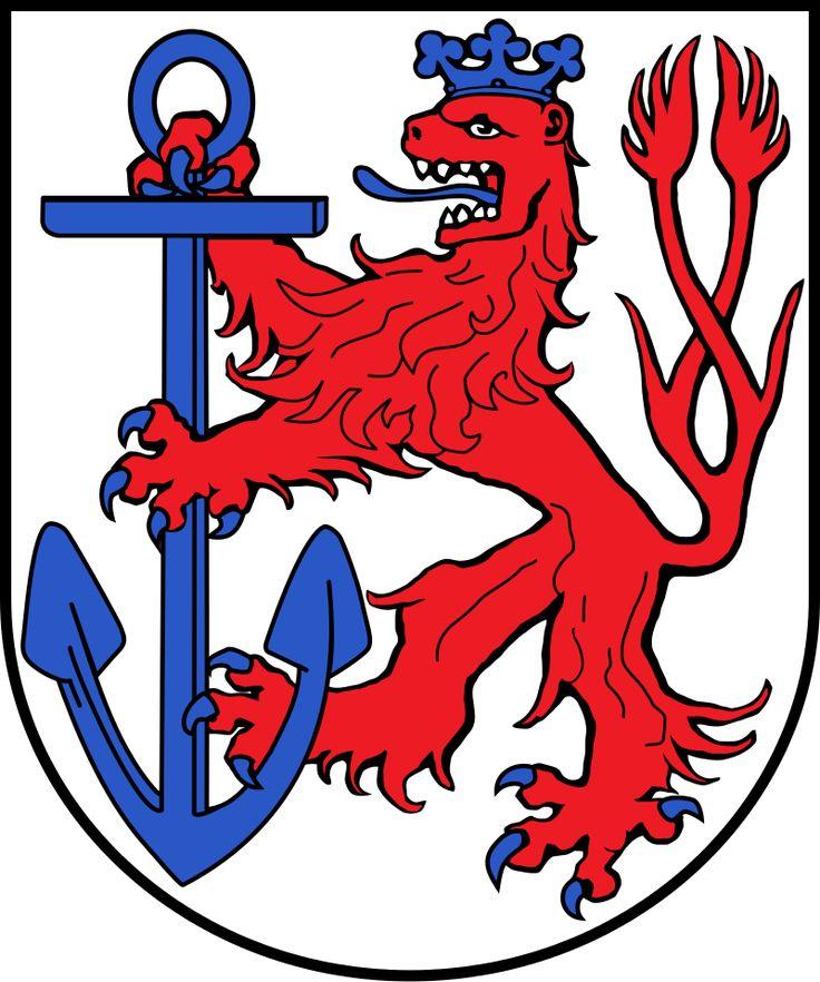 Wappen der Landeshauptstadt Duesseldorf - Düsseldorf – Wikipedia