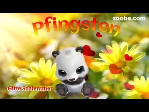 Pfingsten -  Wunderschöne Feiertage -  Die Glocken von Rom... ;-)   Zoobe, Animation - YouTube