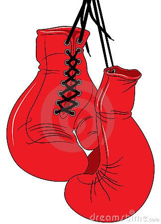 boxing gloves drawing - Google Search