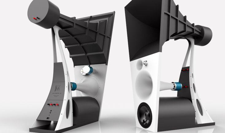 Goodwin's High End - Magico Ultimate III speaker